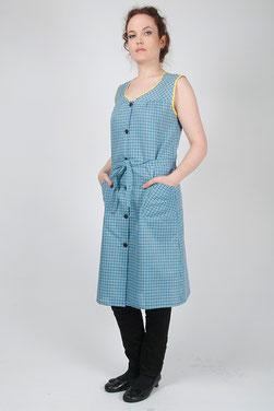 blouse Femme  poly/coton sans manches