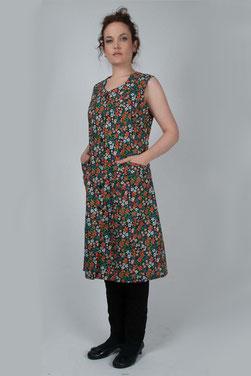 blouse Femme coton sans manches Milou