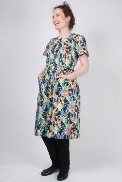 blouse Femme coton M courtes MELODIE