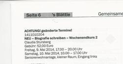 Volkshochschule Bad Boll