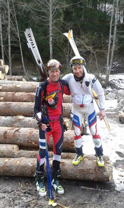 Hansjörg und Michael