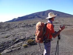 guide La Fournaise randonnée La Réunion