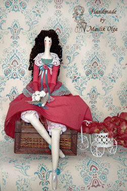 кукла тильда. Маслик Ольга