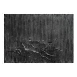 o.T., 70x100 cm, Kohle auf Papier, 2017