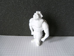 Von RepCop replizierte Figur (noch unbemalt)