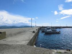 アジの釣り場 下関市山陰・日本海側