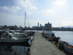 メバルの釣り場 下関市旧市内周辺