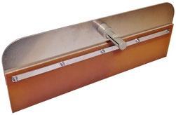 Räumplatte für Solaranlagen herbatec inkl. Adapter click & work