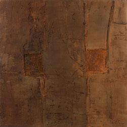 Variation - peinture de Annie Baratz, artiste peintre plasticienne