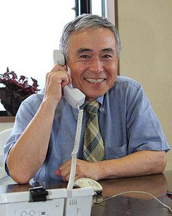 ケイコムエンジニアリング代表取締役 前原淳二