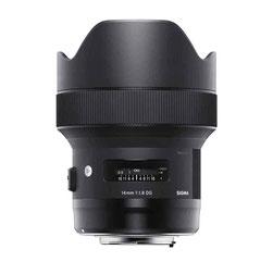 Sigma 14mm F1,8 DG HSM Art