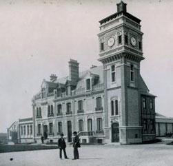 A Dives en 1896 - Coll Bernard Ouardes