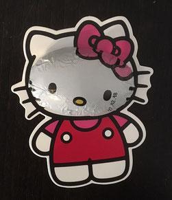 Zum Naschen: Helly Kitty Schokolade