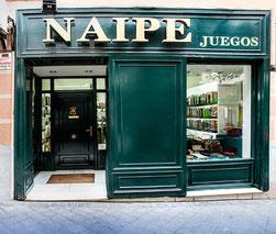Naipe Juegos