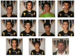 Osimo Five Allievi  2013/2014