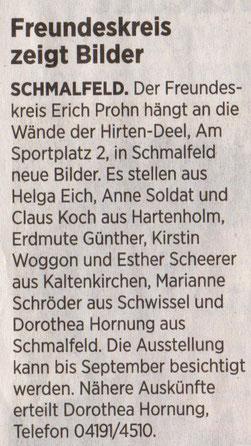 Segeberger Zeitung 27.03.18