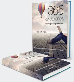 """Libro """"365 Reflexiones para conseguir un negocio con éxito"""""""