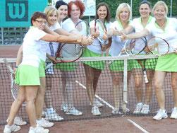 Damen 35 Meister C-Liga