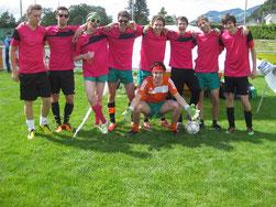 Unsere Mannschaft vom Pfingstturnier! 13. Rang!