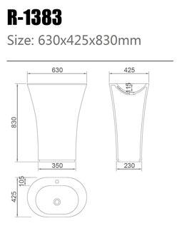 Waschtisch R-1383