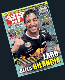 Autosprint: LAGO DELLA BILANCIA (Monaco2018)