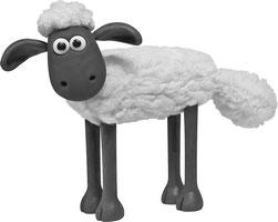 Shaun, das Schaf, Knetefigur