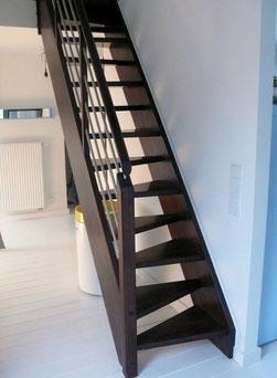 Dachboden Raumspartreppe