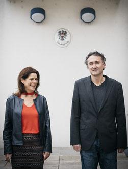 """Guido Tartarotti & Birgit Braunrath """"Glücklich geschieden"""" Getrenntes Doppel mit einvernehmlicher Humorregelung"""