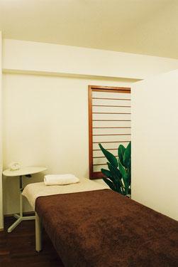 はり灸アロマ心音 治療室写真 cocon-nagoya