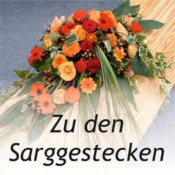 Bild: Sarggestecke