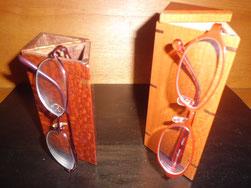 木 眼鏡ケース
