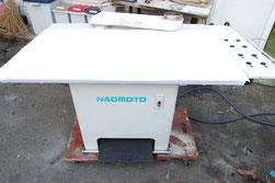 ナオモト FB-120 白 バキューム台 アイロン台 NAOMOTO