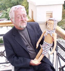Народний артист України - Ю. І. Сікало