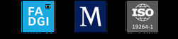 Logo Fadgi / ISO 19264-1 Buchscanner