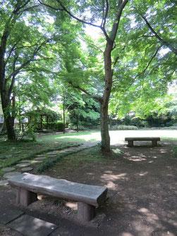 ●静かなお庭も素敵でした