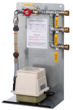 Air dosing unit - H2S removal biological
