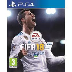 jeu playstation FIFA 18