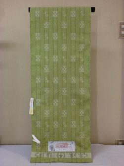 沖縄県の手織り琉球がすり