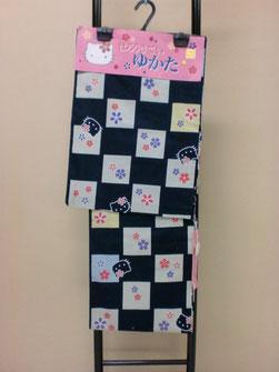 キティブランド浴衣 8,100円