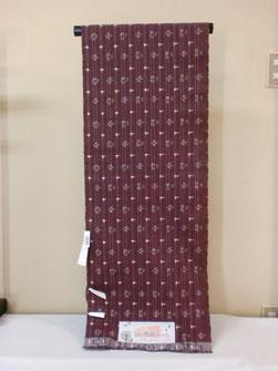 沖縄県 手織り琉球がすり