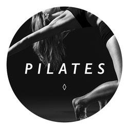 Pilates Flyer, Design: D. Wiedler, Photo: Marcel König