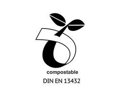 Kompostierbare Hundekotbeutel nach DIN EN 13432