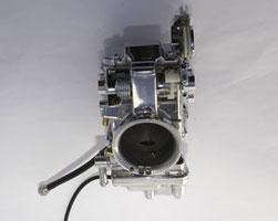 Custom 45mm /Mikuni Carburetor (polished & chromed) (# 2007) 475 US Dollar