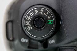 Kameraeinstellungen Aufnahmeprogramme - der Automatik-Modus