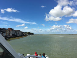 balade en bateau - Bia de Somme _ St Valery - Le Hourdel