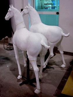 Styropor Skulptur Tiere