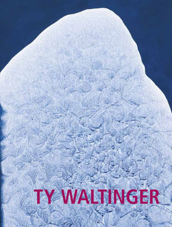 Ty Waltinger: Cryo-Paintings, Hydro-Paintings, Bilder, Katalog zur Ausstellung