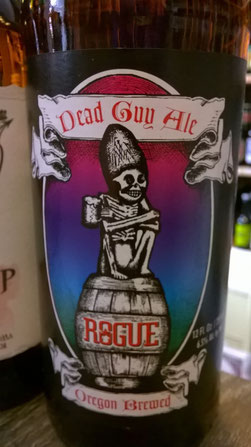 Dead Guy Ale Label