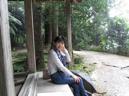 良寛さんが20年過ごした、雨の五合庵にて