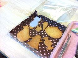 ハロウィンアイシングクッキー教室
